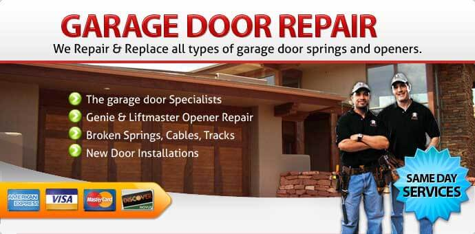 Garage Door Repair Doral FL